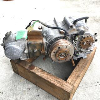 ホンダ - カブ90 エンジン