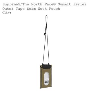 シュプリーム(Supreme)のSupreme The North Face Neck Pouch Olive(その他)