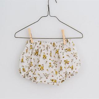 ボンポワン(Bonpoint)のlittle cotton clothes リトルコットンクローズ ブルマ(パンツ)