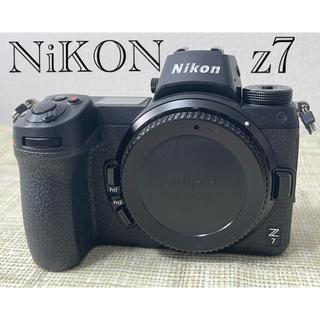 Nikon - NikonニコンZ7 フルサイズ ボディ Wi-Fi Bluetooth対応