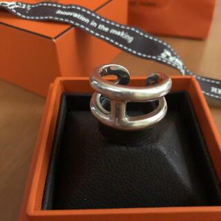 エルメス(Hermes)のエルメス オスモズ リング 稀少品 世界中で入手困難のレア品!#55(リング(指輪))