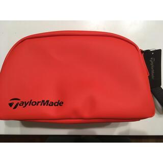 テーラーメイド(TaylorMade)の新品 テーラーメイド  ラウンドポーチ(バッグ)