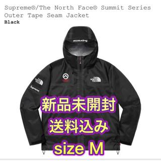 シュプリーム(Supreme)のsupreme ノースフェイス Tape Seam Jacket M(マウンテンパーカー)