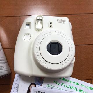 富士フイルム - FUJI FILM INSTAX MINI 8 WHITE