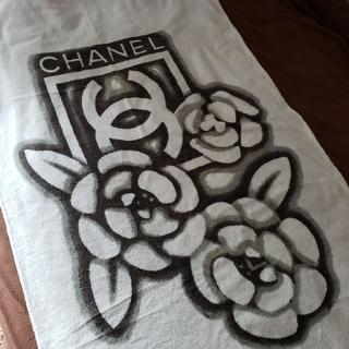 CHANEL - CHANEL タオル ブランケット