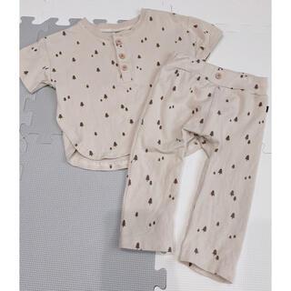 フタフタ(futafuta)の🌲セットアップ(Tシャツ)