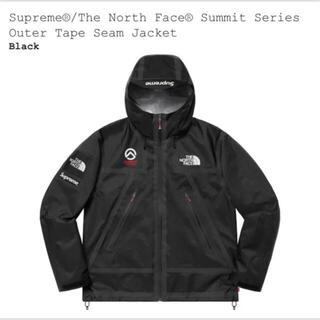 シュプリーム(Supreme)のSupreme the north face seam jacket(マウンテンパーカー)