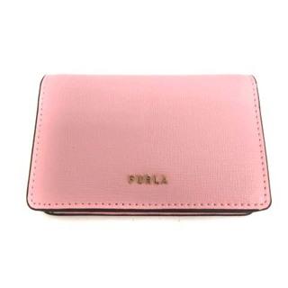 フルラ(Furla)のフルラ FURLA カードケース  ピンク(その他)