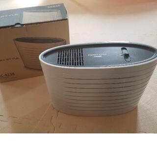 ツインバード(TWINBIRD)の空気清浄機 ファンディスタイル TWINBIRD製(空気清浄器)