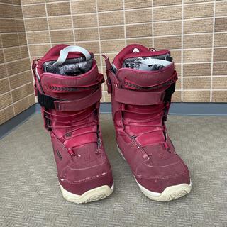 ディーラックス(DEELUXE)のディーラックス スノーブーツ 23.5cm (ブーツ)