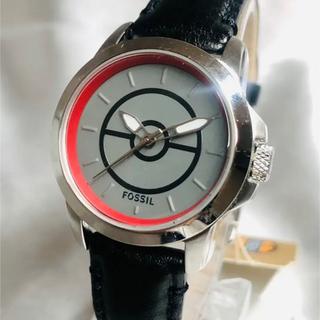 フォッシル(FOSSIL)の海外ポケモンセンター限定 ポケモン Fossil モンスターボール 腕時計(腕時計)