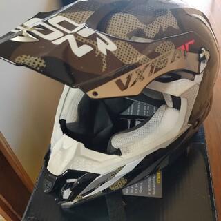 オフロードヘルメット Mサイズ(モトクロス用品)