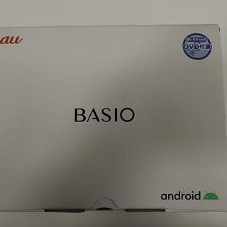 au - BASIO 4 充電器付(TypeC共通ACアダプタ02)