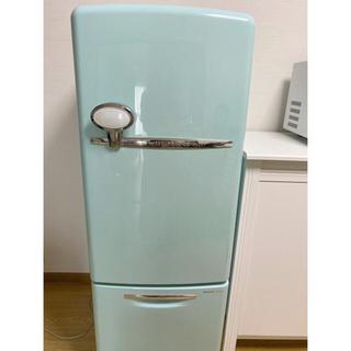 Panasonic - 『希少』ナショナル WILL 冷蔵庫 ターコイズブルー