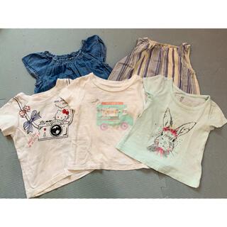 babyGAP - 子供服 女の子 夏服 まとめ売り 80〜90