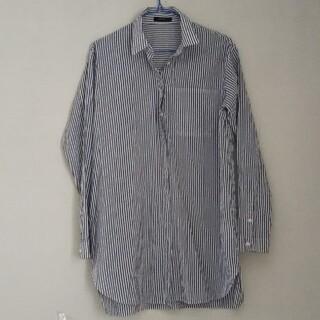 コムサイズム(COMME CA ISM)のコムサイズム ロングシャツ(シャツ/ブラウス(長袖/七分))