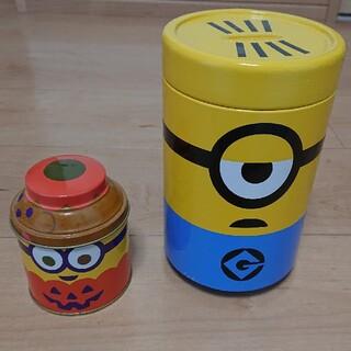 ミニオン(ミニオン)のUSJ ミニオンズ 缶 (キャラクターグッズ)