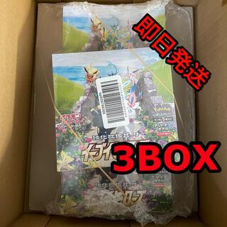 ポケモン(ポケモン)のイーブイヒーローズ ポケモンカード 新品未使用(Box/デッキ/パック)
