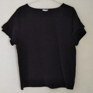 GLACIER フリル袖 ブラウス(シャツ/ブラウス(半袖/袖なし))