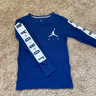 ナイキ(NIKE)のJORDAN kids サイドロゴ ロンT アメリカ購入(Tシャツ/カットソー)