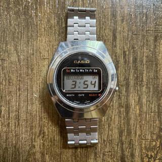 カシオ(CASIO)のCASIO CASIOTRON カシオトロン 腕時計(腕時計(デジタル))