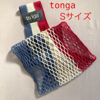 トンガ(tonga)の【値下げ可】トンガ/tonga/Sサイズ/トリコロール(スリング)