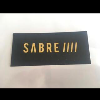セイバー(SABRE)のセイバー SABRE ステッカー(その他)