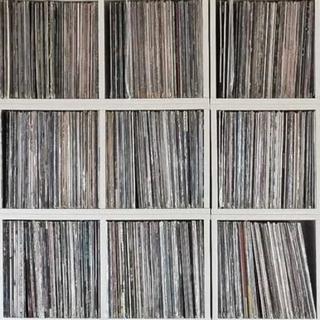 レコード 500枚セット (ターンテーブル)