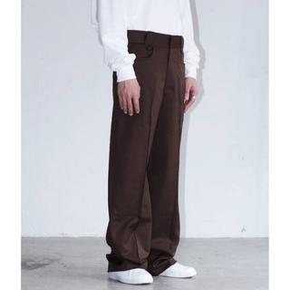 ビューティアンドユースユナイテッドアローズ(BEAUTY&YOUTH UNITED ARROWS)のWestern Wide Pants(スラックス)