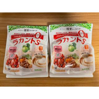 サラヤ(SARAYA)のサラヤ ラカントS 自然派甘味料 顆粒 800g 2袋(調味料)