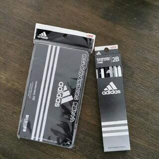 アディダス(adidas)の【新品】アディダス 色鉛筆&鉛筆セット(色鉛筆)