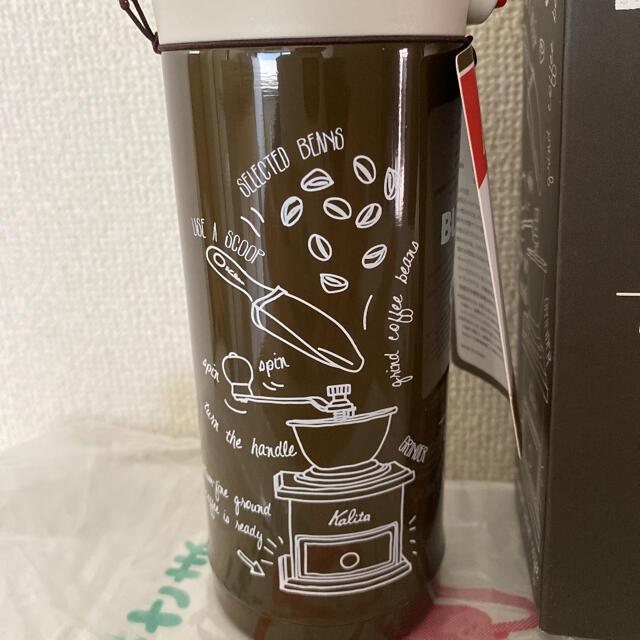 CARITA(カリタ)の携帯用魔法瓶 水筒 インテリア/住まい/日用品のキッチン/食器(タンブラー)の商品写真