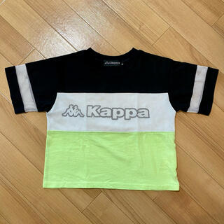 カッパ(Kappa)のキッズ kappa Tシャツ(Tシャツ/カットソー)