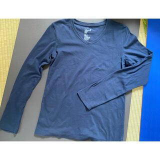 ムジルシリョウヒン(MUJI (無印良品))の無印良品 MUJI コットンカットソー ロンT(Tシャツ(長袖/七分))