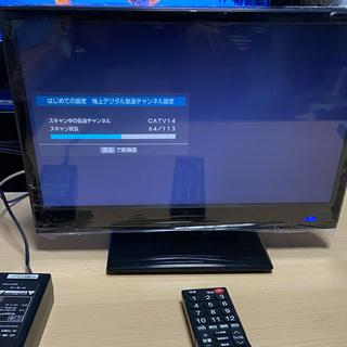 ドウシシャ - 16インチ液晶テレビ ドウシシャ2015年製