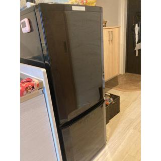 ミツビシデンキ(三菱電機)の冷蔵庫 6/19午前中からお昼頃にお届けor引取のみ(冷蔵庫)