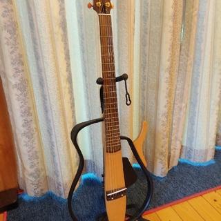 ヤマハ(ヤマハ)のヤマハサイレントギターslg-100s(アコースティックギター)