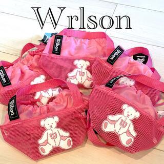 ウィルソン(wilson)のWilsonボールケース4個セット(その他)
