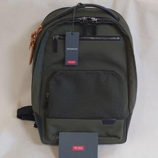 TUMI - 【新品未使用】TUMI 6602023 ハリソン ウォーレンリュックバックパック