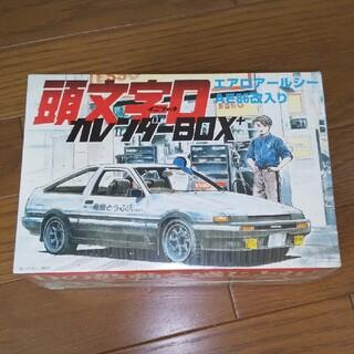 タカラトミー(Takara Tomy)の頭文字D AE86改ラジコン+限定カレンダーBOX(トイラジコン)