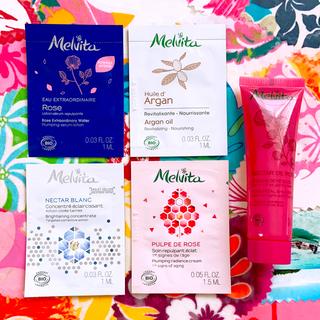 メルヴィータ(Melvita)のメルヴィータ サンプル(化粧水/ローション)