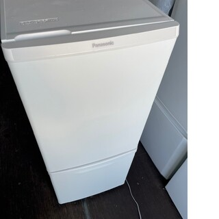 Panasonic - Panasonic 2ドア冷蔵庫138L💍2020年製💍マットバニラホワイト