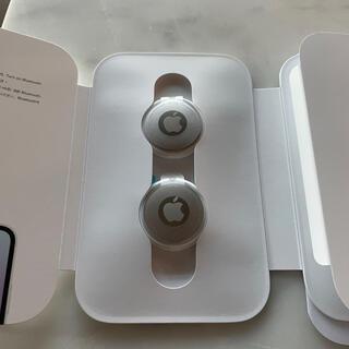 アップル(Apple)のApple AirTag   新品未使用 2個セット  ※本体のみ(その他)