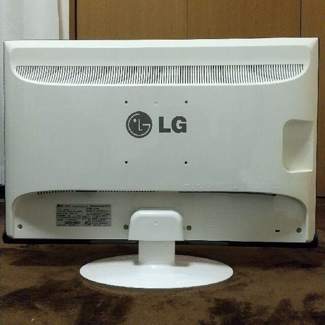 LG Electronics(エルジーエレクトロニクス)のLG FLATRON w2363v スマホ/家電/カメラのPC/タブレット(ディスプレイ)の商品写真