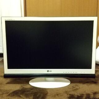 エルジーエレクトロニクス(LG Electronics)のLG FLATRON w2363v(ディスプレイ)