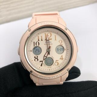 ベビージー(Baby-G)のBABY-G ベビーG  BGA-150EF 5257 ピンク(腕時計)
