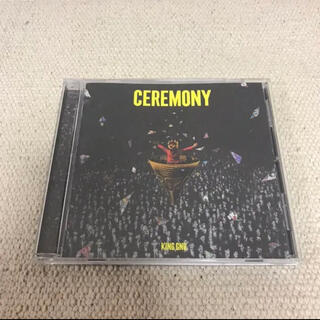 CEREMONY King Gnu キングヌー CD アルバム 白日(ポップス/ロック(邦楽))