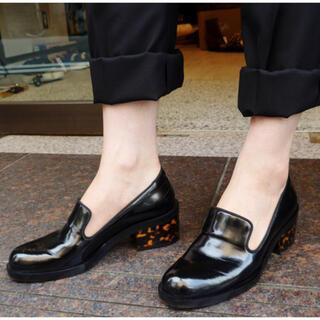 ステラマッカートニー(Stella McCartney)のSTELLA McCARTNEY ステラマッカートニー べっ甲 ローファー(ローファー/革靴)