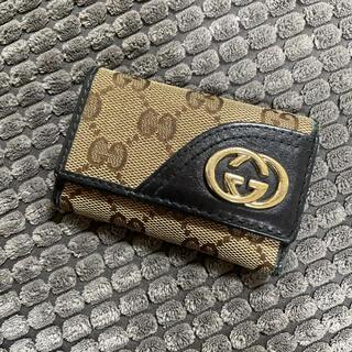 Gucci - GUCCI グッチ キーケース キーリング