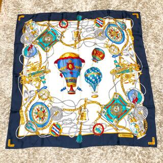 トラサルディ(Trussardi)のトラサルディ シルクスカーフ(バンダナ/スカーフ)